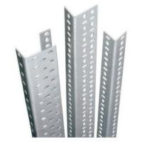 Slotted Angles with corner plate Manufactures
