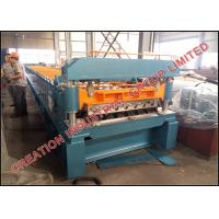 High Rib Composite Metal Floor Deck Sheets Rollforming Machine Applicated in Floor Decking Solution Manufactures