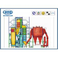 Quality Thermal Efficiency CFB Circulating Fluidized Bed Boilers , Hot Water Boiler Coal Biomass Fired for sale