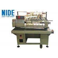 China Semi Automatic Coil Winding Machine For Fan Motor And Washing Machine Motor on sale