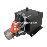 220V AC Double Acting Hydraulic Power Pack Used for Hydraulic Lifting Manufactures