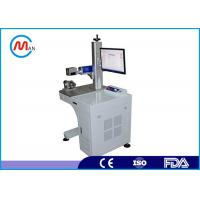 OEM Easily Operating Metal Laser marking  Machine 1064 nm With AutoCAD Manufactures