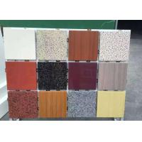 China Customized Painted Aluminum Sheet Cut To Size Flexible Design Astm B209 Standard on sale