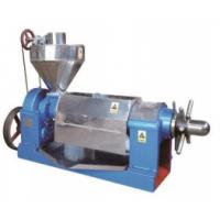 Hot and cold dual-use automatic extraction method Electric 	screw oil press Machine Manufactures