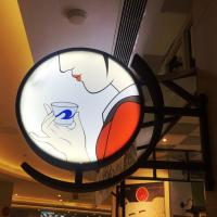 China Double Sides Outdoor Advertising Led Light Box Customized Color on sale