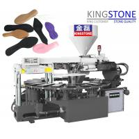 Kingstone Machinery Rotary 1/2/3 Colors PVC TPR Sole Injection Moulding Machine Manufactures