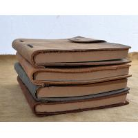 China Personalized leather notebook on sale