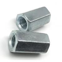China Precision Zinc Plated Steel Hex Head Bolt CNC Machined M5x25 Size 6h Tolerance on sale