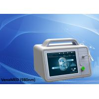 Painless Spider Vein Removal Machine , Diode Cosmetic Laser Equipment for EVLT Manufactures