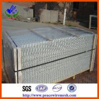 China galvanized welded wire mesh for construction on sale
