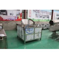 SUS304 Automatic Food Processing Machines French Fries Electric Donut Fryer 380V Manufactures