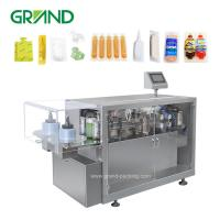 China GGS-118 P2 Plastic Vial Forming Filling and Sealing Machine Liquid Filling Sealing Machine on sale