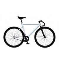 Customized Decal Single Speed Challenge Fixie Track Bike Alloy Frame Bicycle Manufactures