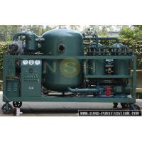 Shelf Covering Turbine Oil Purifier Dissolved Water Removal Dehydration Degassing Manufactures