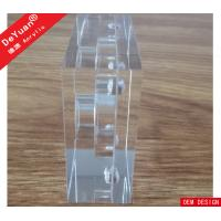 Coin Capsule Clear Display Acrylic Holder Stand For Cion Collection Manufactures
