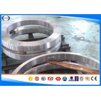 H 13 Steel Hot Forged Rings / Forged Metal Rings With Polished Surface Manufactures