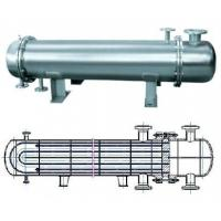 Removable U - Type Shell And Tube Heat Exchanger With One Year Warranty Manufactures