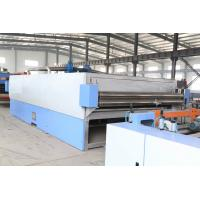 China Stainless Steel  Needle Punching Machine Fabric Making For Heating wholesale