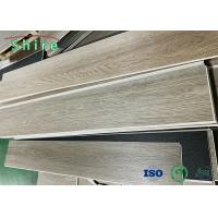 Easy Maintain Spc Vinyl Flooring Non Slipping With 4mm 5mm 6mm Thickness Manufactures