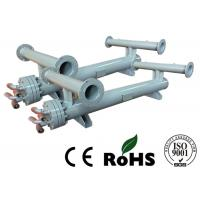 80TR Carbon Steel Dry Heat Exchanger , Shell And Tube Water Cooled Condenser Manufactures