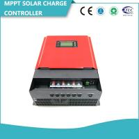 China Soft LCD Backlight Display MPPT Solar Power Controller Suitable For Various Specifications on sale