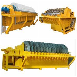 TT 45 Series Ceramic Vacuum Filter / Filtration System , Automatic Liquid Discharging Manufactures