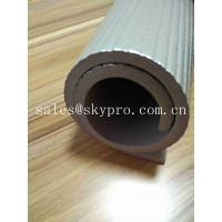 SGS Waterproof Fireproof Thermal Insulation Rubber EVA Foam Sheet Roll , Polyethylene Foam Sheeting Manufactures