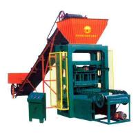 Widely Used Concrete Block Molding Machine Popular In Asia Manufactures
