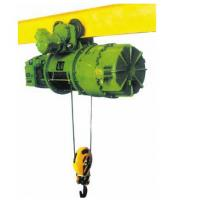 Explosion-proof wire rope electric hoist for sale Manufactures