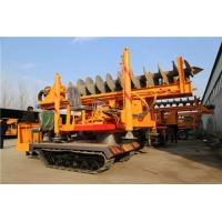 China Crawler Pile Driver/Crawler Auger Piling Drill Rig on sale