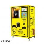 hospital saimon 220v 50HZ orange juice vending machine Manufactures
