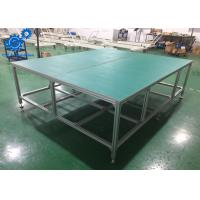 China High Efficiency Anti Static Workbench Customized Dimension With Drawers on sale