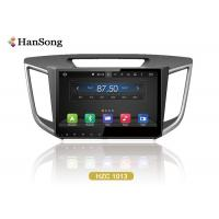 China Hyundai IX35 2016 Auto Dvd Player Capacitive Screen Quad Core DSP , Android Car Stero on sale