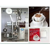 Automatic drip coffe bag packing machine/hanging ear coffee bag packing machine Manufactures