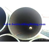 Carbon Steel LSAW Weld API Seamless Pipe S335J2H Steel 1/2 Inch To 32 Inch Manufactures