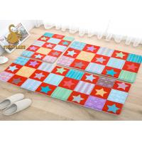 Non-Toxic Dining Room Area Rugs With Non Slip Backing 3.2m Width Manufactures