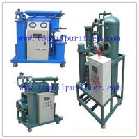 Portable Insulating Oil Purifier Series ZY Manufactures