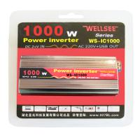 Wellsee WS-IC1000 1000W Car battery voltage inverter Manufactures
