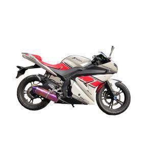 Four Stroke Street Legal Motorcycle Splash Lubrication External Balance Shaft Manufactures