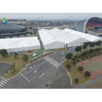 Steel Structure Temporary Outdoor Industrial Tent For Store Manufacturer In China Manufactures