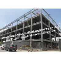 Buy cheap Prefabricated Structural Steel Hotel Contracting and Steel Structure Office from wholesalers