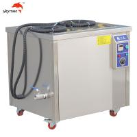 Quality 175L Industrial Ultrasonic Cleaner 2400W For Auto Parts / Carburetor / Fuel Injectors for sale
