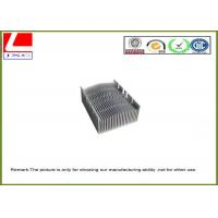 Professional High Precision Metal Machining Parts Aluminum profile heatsink Manufactures