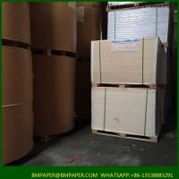 High quality cheap price 80g art coated paper- 23*36inch gloss paper Manufactures