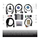 OBDII C3 / C4 Super MB Star Internet Mercedes Benz Auto Diagnostics Tools