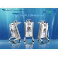 Buy cheap 250Khz Vertical Ultrasound Slimming Machine With 10.4 Inch Screen from wholesalers