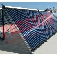 High Powered Solar Collector Heat Pipe , Solar Hot Water Collector 30 Tubes Manufactures