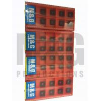 External Threading Carbide Inserts Durable For Carpenter Woodworking Manufactures