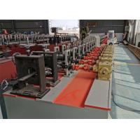 Polyurethane Foam Filled Rolling Shutter Roll Forming Machine For Making Door Manufactures