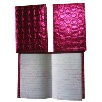 """6"""" x 8"""" Embossed PU Jacket cover Journal for daily writing and note taking Manufactures"""